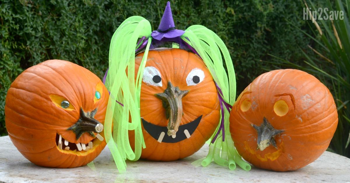 Pumpkin Decorating Tip