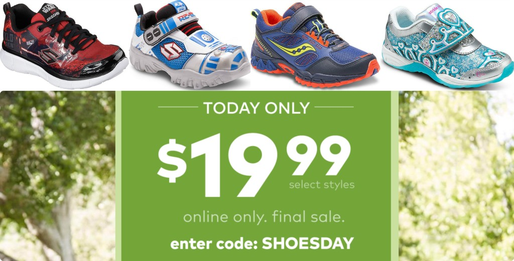 Stride Rite Flash Sale Select Shoes Just 19 99 Shipped
