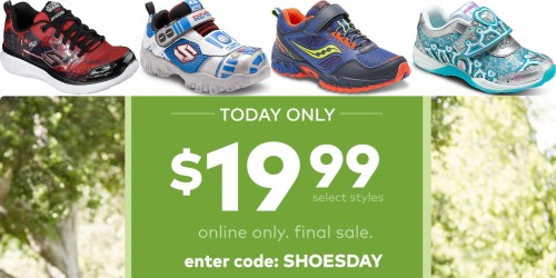 Stride Rite Flash Sale: Select Shoes Just $19.99 Shipped (Regularly Up to $65) – Today Only