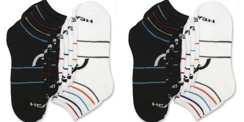 10-pack Of Men's Moisture-Wicking Socks Only $13.99 Shipped + More