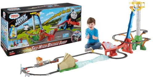 Kohl's Cardholders: Thomas the Train Sky-High Bridge Jump Only $36.39 Shipped (Regularly $130)