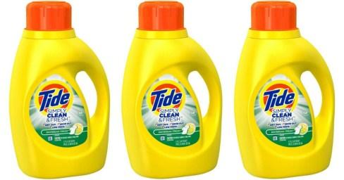 Tide Simply Clean