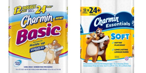 New $1/1 Charmin Toilet Paper Coupon