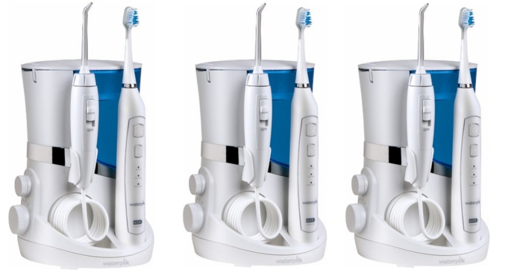 Best Buy: Waterpik Complete Care Water Flosser and Toothbrush Only