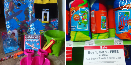 ToysRUs Clearance: Buy 1 Get 1 Free Summer Toys, Towels & More