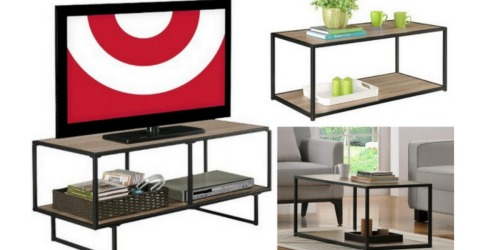Target.com: $40 Off a $150+ Furniture Purchase + More