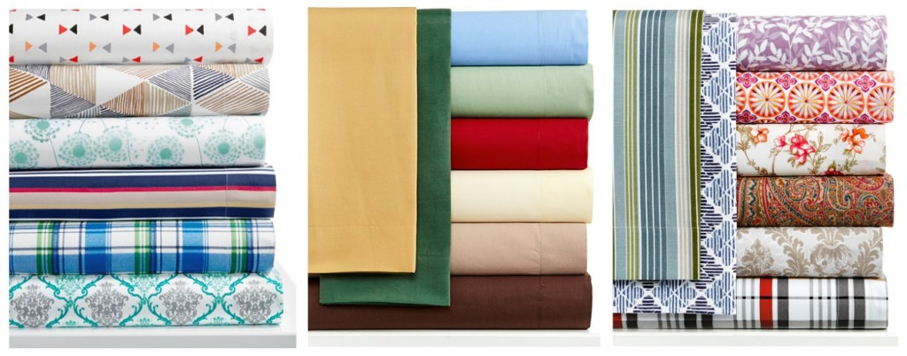 Macy's: Twin Sheet Sets ONLY $6.79 (Regularly Up To $45