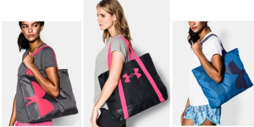 Under Armour: 25% Off Outlet Items = $13.49 Tote Bags and $22.49 Duffle Bags (Regularly up to $49.99)