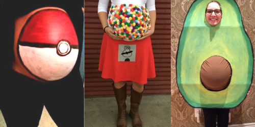 Best Halloween Costumes for Baby Bumps
