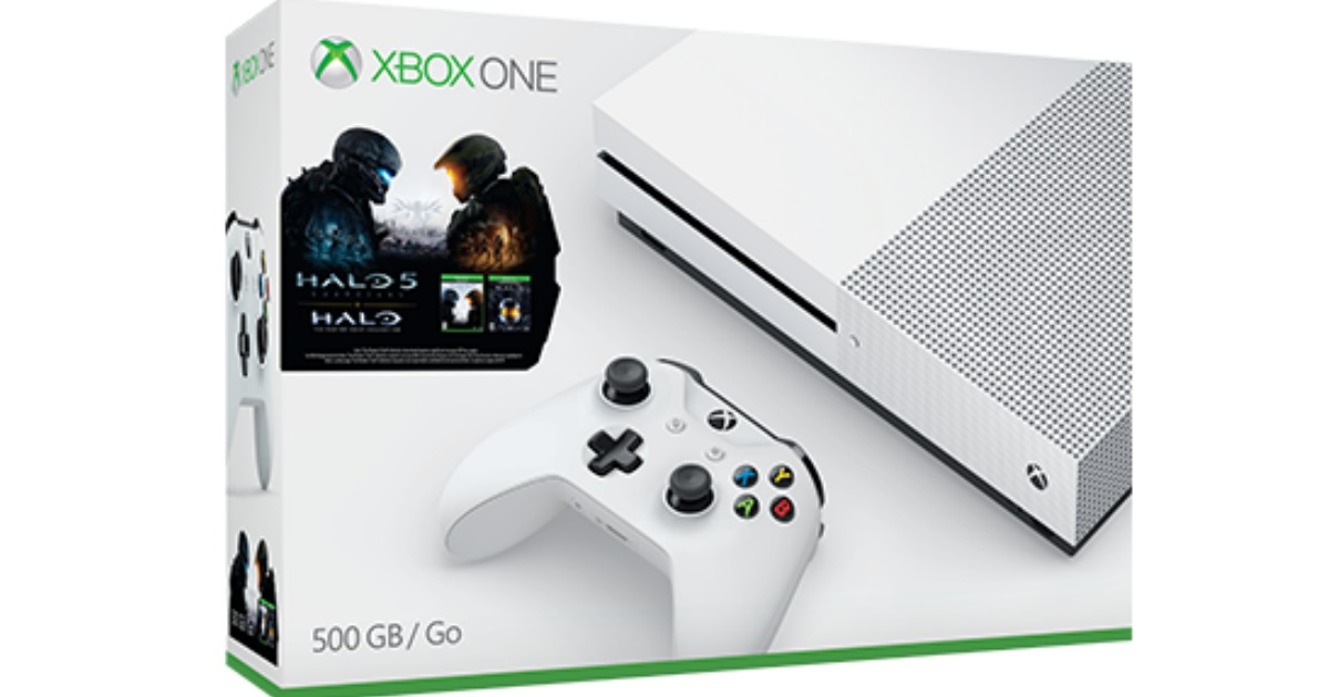 Xbox One Collection Bundle, $50 Microsoft Store Gift Code