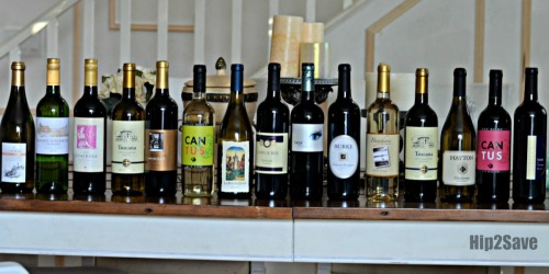 BIG Savings on Wine Delivered to Your Door + 2 FREE Govino Wine Glasses & Corkscrew