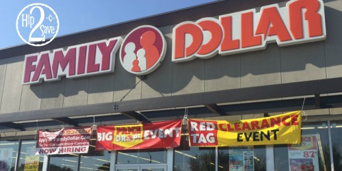 600 Family Dollar Stores Closing Means MORE Dollar Trees
