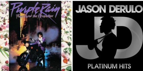 Google Play: 99¢ Albums Including Prince, Jason Derulo, Bee Gees & More