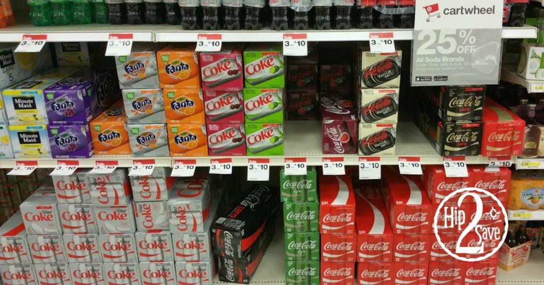 12-pack Soda - Target