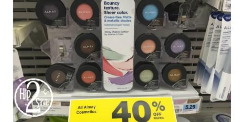 Rite Aid: Almay Eye Shadow Singles Only 67¢