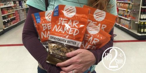 Target: Bear Naked Granola As Low As $2.62 Per Bag (Print Your Coupon Now)