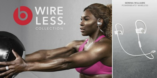 Beats by Dr. Dre Powerbeats2 Wireless Earbud Headphones Only $119.99 Shipped (Reg. $199.99)