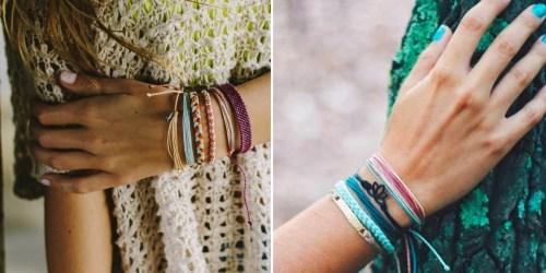 PuraVida Bracelets: 30% Off Sale = Originals Bracelets as Low as ONLY $3.50 Each