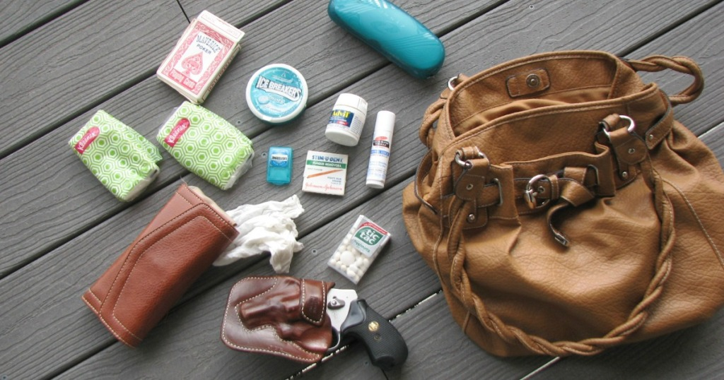 What's in Susan's Purse