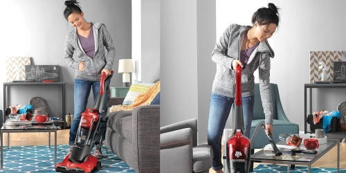 Target Cartwheel: Extra 10% Off Clearance Vacuums & 20% Off Dirt Devil Pro Express Vacuum