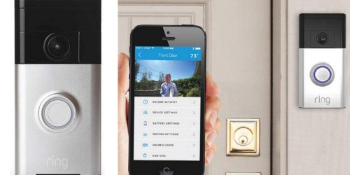 Sears: Ring Video Doorbell Only $199 Shipped + Earn $49.99 in Points