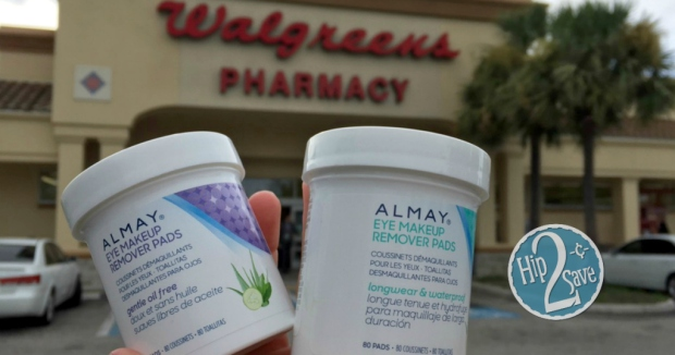 Almay Eye Makeup Remover - Walgreens