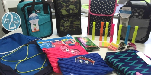 Walgreens: Up to 90% Off School Supply Clearance
