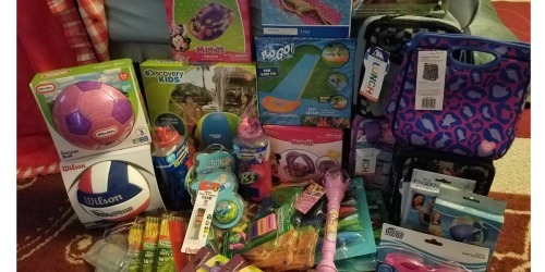 Walgreens: Possible Clearance on Various Summer Items (Slip and Slides, Balls + More)