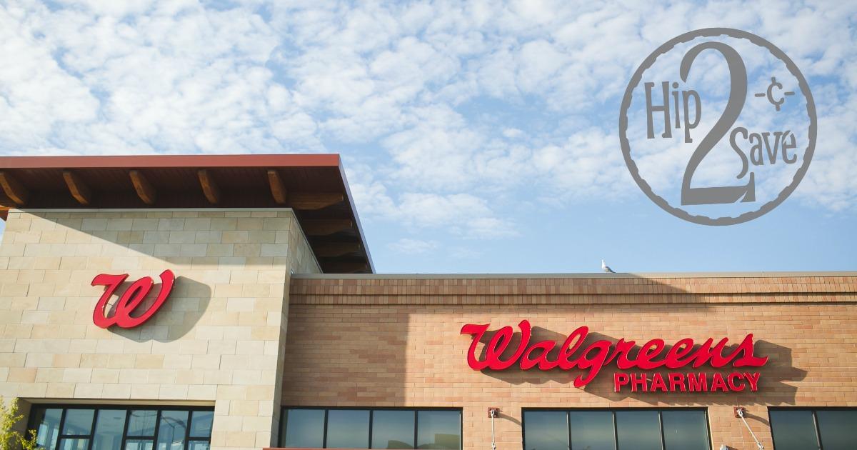 Walgreens Deals 124 1210 Hip2save