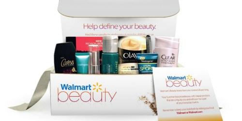 Walmart Fall Beauty Box ONLY $5 Shipped