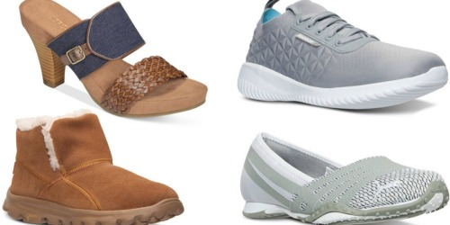 Macy's: Nice Deals On Women's Shoes (Including Aerosoles, Reebok & More)