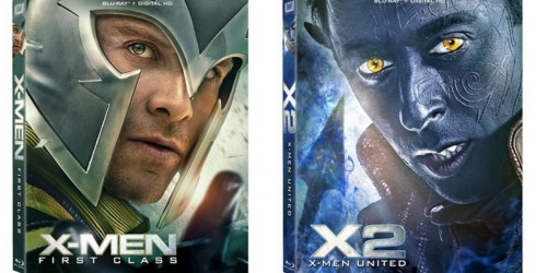 Target.com: X-Men First Class Blu-ray/DVD Combo Pack Only $6 (Regularly $19.99) + More