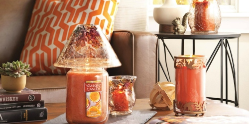 Yankee Candle: Buy ANY Regular-Price Item, Get One Free Coupon (Valid In-Stores or Online)