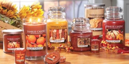 Yankee Candle: $20 Off $45 OR $50 Off $100 Purchase Coupon (Valid In-Store and Online)