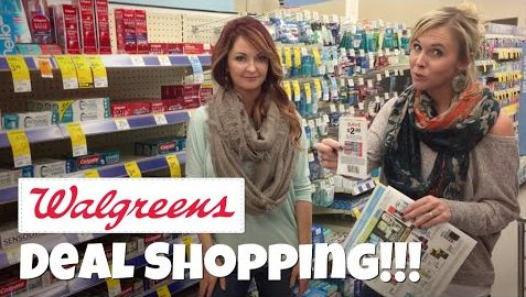 Walgreens Deal Shopping