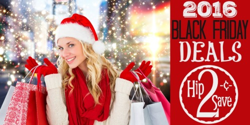 2016 Black Friday Store Deal Round-Up