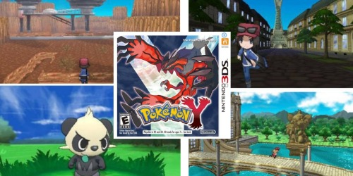 Pokemon Y Nintendo 3DS Game Only $25.19