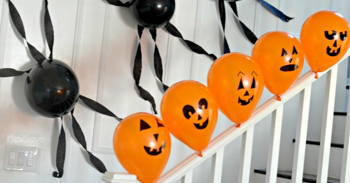 5 Frugal & Simple Halloween Decorating Ideas that Even Non-Crafty People Can Accomplish…