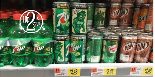 Walmart: 7Up 6-Packs 7.5oz Cans Only $1.48 Each (After Ibotta)