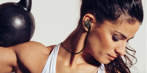 Amazon: TaoTronics Wireless Bluetooth Headphones ONLY $19.99 (Great for Working Out)