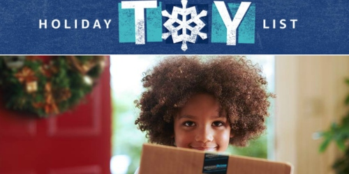Amazon's 2016 Holiday Toy List is LIVE (Find All the New & Bestselling Toys)