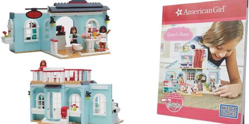 Kohl's Cardholders: The American Girl Mega Blocks Set Only $47.80 Shipped (Regularly $86.99)