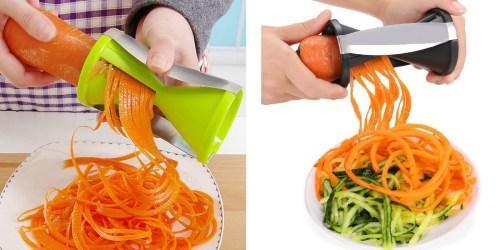 Amazon: Anke Vegetable Spiral Slicer Just $5.99
