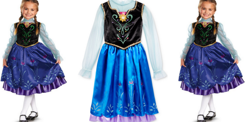 Amazon: Disney's Frozen Anna Costume Only $9.25 (Regularly $39.99)