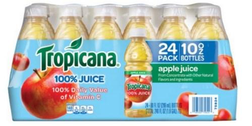Amazon Prime: Apple Juice Single Serve Bottles 24-Count Only $13.68 (Just 57¢ Per Bottle!)