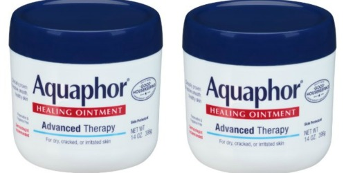 Amazon: Aquaphor Advanced Therapy Ointment 14-Ounce Only $8.25 Shipped