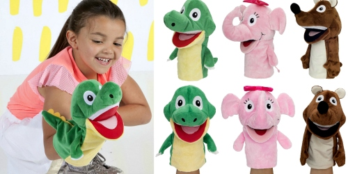 Hollar.com: 30% Off ANY One Item = Baby Genius Talking Puppets Just $2.10