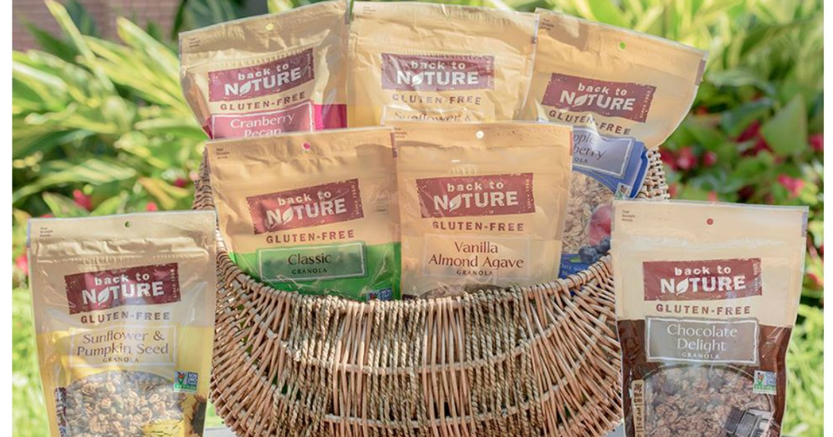 Target: Gluten-Free Back to Nature Products Only $1.19 ...