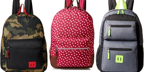 Amazon: Kids' Trailmaker Backpacks Starting at Just $3.28 (Add-On Items)