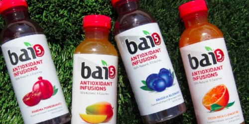 CVS: 2 FREE Bai Antioxidant Infusions Drinks (After ExtraBucks) – NO Coupons Needed